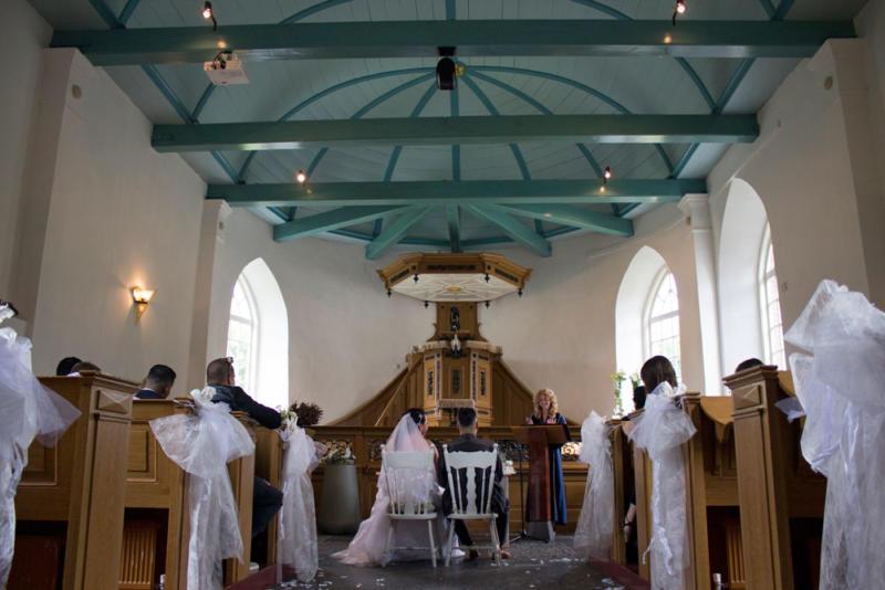 Bruiloft Aninda Maikel huwelijk 56